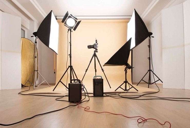 Como montar tu primer estudio fotográfico!